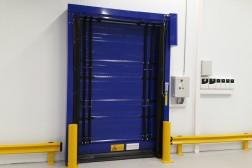 Hurtigporter av høy kvalitet for kjøle- og fryserom