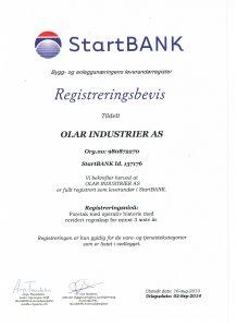 startbank-bevis