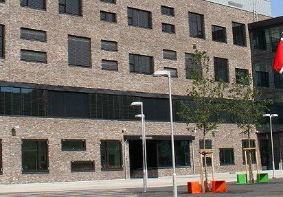 Bilde fra offisiell åpning av Teglverket skole i 2015